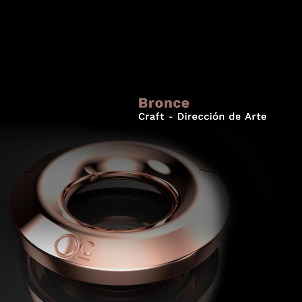 Bronce Craft - Dirección de arte